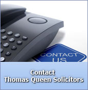 Contact Thomas Queen Solicitors